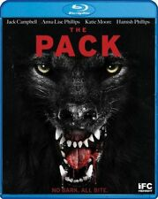 THE PACK - BLU RAY - Region A - Sealed