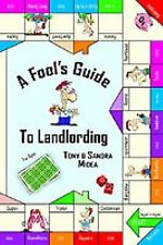 Fool's Guide to Landlording by Tony Midea and Sandra Midea (2004, Paperback)