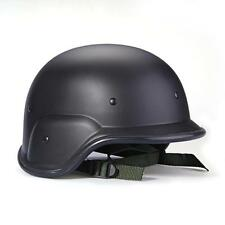 US Army Military Force Tactical Hunting Helmet Black