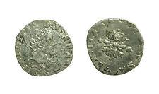 pci3306) Napoli Filippo II Re di Spagna (1556-1598) mezzo carlino o zenetta
