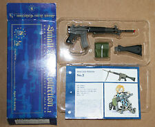 """Gashapon, Trading Figure, Small Arms Collection Vol 1, 1/6, 12"""", VICE"""
