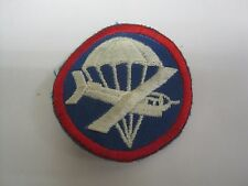 OFFICERS AIRBORNE GARRISON CAP PATCH - Repro Military  US  Glider