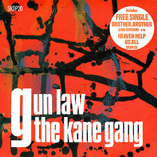 Gun Law * The Kane Gang * Double Single  * Brother Brother * 2 x 45rpm * 1985