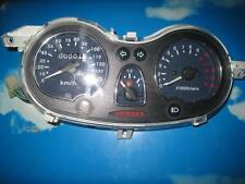 NEW SCOOTER CLOCKS SPEEDO RPM PETROL GAUGE DARK BLUE FACE