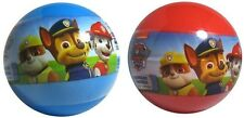 2  New Paw Patrol PLASTIC SURPRISE EGG BALL WITH Candy/sticker/toy