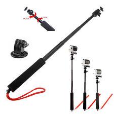 Universal Self-lock Telescoping Extendable Pole Handheld Tripod Mount for GoPro