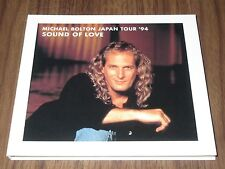 MICHAEL BOLTON Japan PROMO ONLY 15 track CD Sound Of Love OFFICIAL more listed