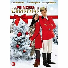 A PRINCESS FOR CHRISTMAS (2011 Roger Moore)  -  DVD - PAL Region 2 - New
