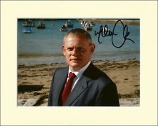 MARTIN CLUNES DOC MARTIN PP MOUNTED 8X10 SIGNED AUTOGRAPH PHOTO