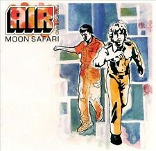 Moon Safari by Air (France) (CD, Jan-1998, Astralwerks) Very Good Condition
