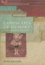 Landscapes of Memory: A Holocaust Girlhood Remembered, Ruth Kluger, Very Good Bo
