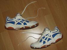 Asics Indoor Turnschuhe Sneaker Sport Handball Volleyball usw Größe 7 1/2 sauber