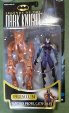 CATWOMAN~1997 PANTHER PROWL Legends of the Dark Knight Batman Action Figure MOC