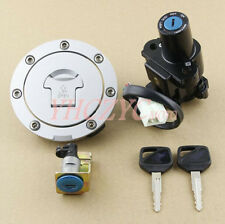 Ignition Switch Lock Gas Cap Set Lock Key for Honda CB1300F (SUPER FOUR) 03-09