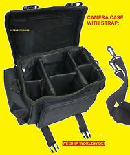 LARGE CAMERA BAG CASE  DIGITAL FUJI FINEPIX S8400 S8200 S8300 S8500 S8400W W