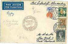cover: MULLER #190 - NETHERLANDS - ZEPPELIN FIRST FLIGHT to NORTH AMERICA