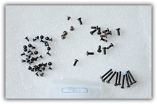 New IBM Lenovo Thinkpad T510 W510 Screw Set fast USA shipping