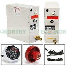 Brand New 9KW Steam Generator/Sauna Bath Home Spa Shower & Controller 220V-380V