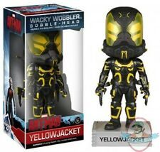Marvel Ant-Man Yellow Jacket Wacky Wobblers BobbleHead Funko