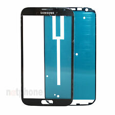 ORIGINAL LCD Display Glas Scheibe Samsung Galaxy Note 2 N7100 Touchscreen Black