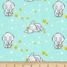 Cuarto Gordo Tela De Disney Dumbo Cotton Craft Quilting Dulces Sueños Con Licencia