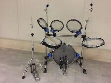 """TRAPS A-500 Acoustic Drumset,leicht,platzsparend,Super Sound, 8"""",10"""",12"""",14""""Toms"""