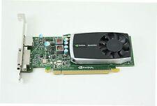 NVIDIA 1GB Quadro 600 Desktop Graphics Card DVI Display Port Lenovo P/N 03T8009