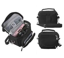 BLACK TRAVEL BAG CARRY CASE FOR NINTENDO 3DS 3DS XL