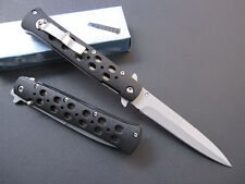 Pocket Knife Folding Saber Outdoor Sports Hunting Camping Fishing Survival Tool