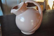 Vintage Metlox Mission Bell California Pottery Pink Ball Pitcher Very Nice