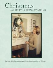 Christmas with Martha Stewart Living: The Best of Martha Stewart Living Martha