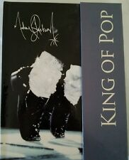 Michael Jackson king of pop diary journal notebook hardcover