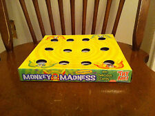 cardboard display Hilco Cymbal Clapping Monkey Madness toy candy Collectible