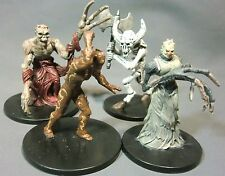 Dungeons & Dragons Miniatures Lot  Boneclaw Impaler Undead Bosses !!  s85
