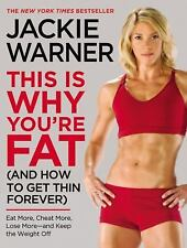 This Is Why You're Fat (And How to Get Thin Forever): Eat More, Cheat -ExLibrary