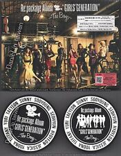 Girls' Generation: Re:package Album The Boys JAPAN CD DVD 36p  BOOKLET COASTER