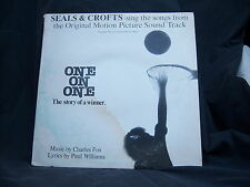 "Warner Brothers BS-3076 Seals & Crofts - One on One 1977 12"" 33 RPM"
