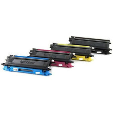 4x Re-Manufactured Toner Brother MFC-9440cn MFC-9840cd​w / TN-115