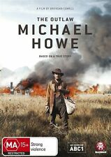The Outlaw Michael Howe [Region 4] EX RENTAL DISC ONLY CAN POST 4 DISCS FOR $1.4