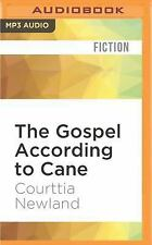 The Gospel According to Cane by Courttia Newland (2016, MP3 CD, Unabridged)