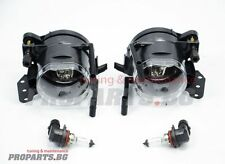BMW 3 SERIES E90 E91 M3 FOGS FOG LIGHTS LAMPS M SPORT M TECH SET WITH BULBS PAIR