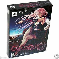 Used PS3 DISORDER 6 SONY PLAYSTATION 3 JAPAN JAPANESE IMPORT