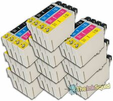 40 Compatible 'Teddy Bear' T0615 Non-oem Ink Cartridge for Epson Stylus X4850