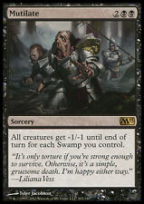 MTG MUTILATE FOIL EXC - MUTILARE - M13 - MAGIC
