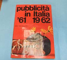 Libro: Pubblicita In Italia '61, 1962