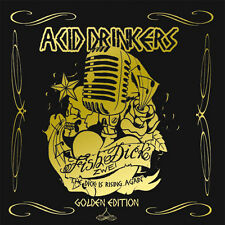 CD + DVD ACID DRINKERS FisheDick Zwei  * Golden Edition