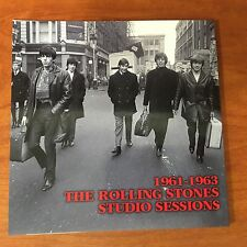 "ROLLING STONES ""STUDIO SESSIONS 1961-1963"" 1CD RARE JAPAN  MAYFLOWER IMPORT"