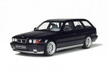 NOW AVAILABLE  - OTTO OT198 BMW E34 M5 Touring 1:18 Diamond Black Resin Model -
