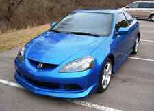 ACURA RSX 2005 06 DC5 MUGEN STYLE FRONT LIP BODY KIT SPOILER 05 06