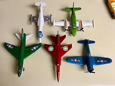 Matchbox Vintage Plane Lot Cessna Corsair Mirage Etc 1973 England
